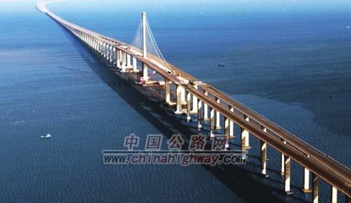 青岛海湾大桥——100年的承诺